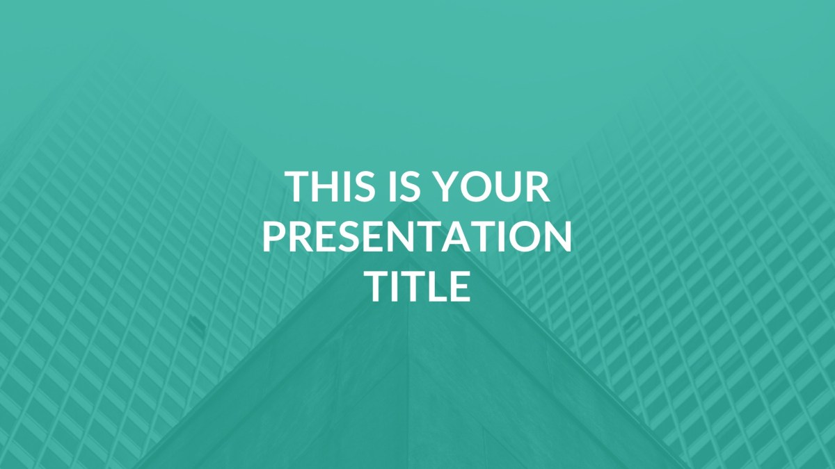 Finance Free Powerpoint Template Keynote And Google Slides