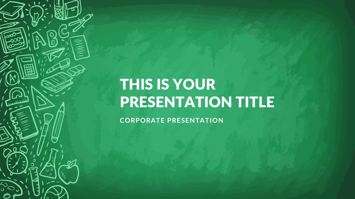 35+ Free Education PowerPoint Presentation Templates