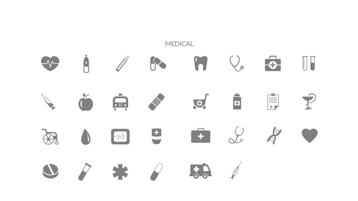 Gamma Medical Free PowerPoint Template, Google Slides, Keynote