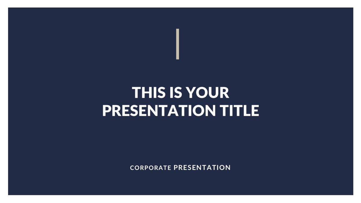 The 70 best free google slides themes of 2018 just updated 01 classy business free powerpoint template keynote theme google slides toneelgroepblik Gallery