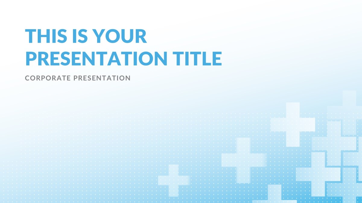 Clinic medical free powerpoint template keynote theme google slides clinic medical powerpoint template google slides keynote alramifo Gallery