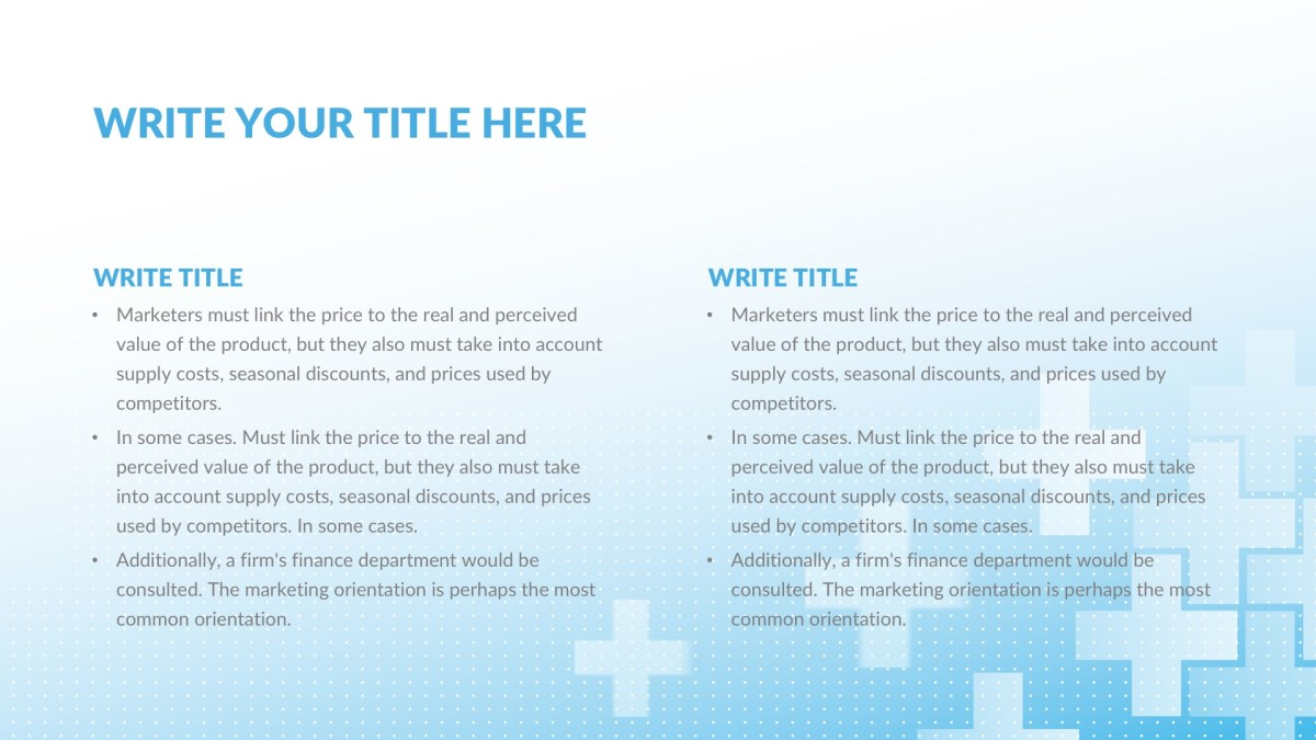Clinic medical free powerpoint template keynote theme google slides clinic medical powerpoint template google slides keynote alramifo Image collections