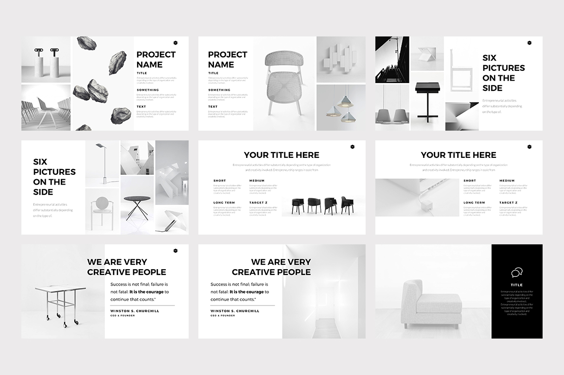PRISM Ultimate PowerPoint Template
