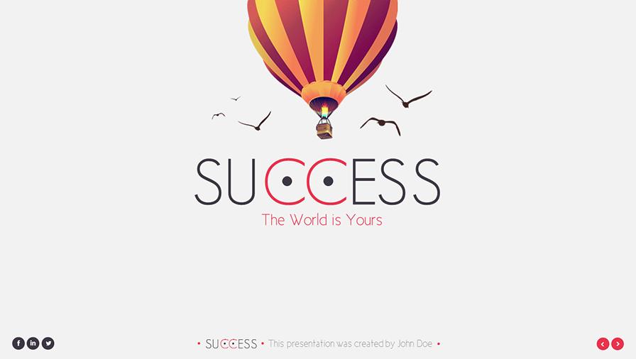 50 Slides Success Presentation
