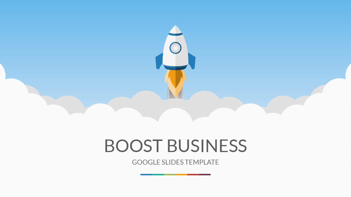 Boost Business Google Slides Template