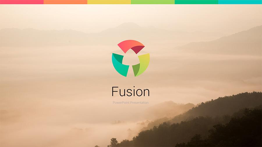 Fusion Keynote Template