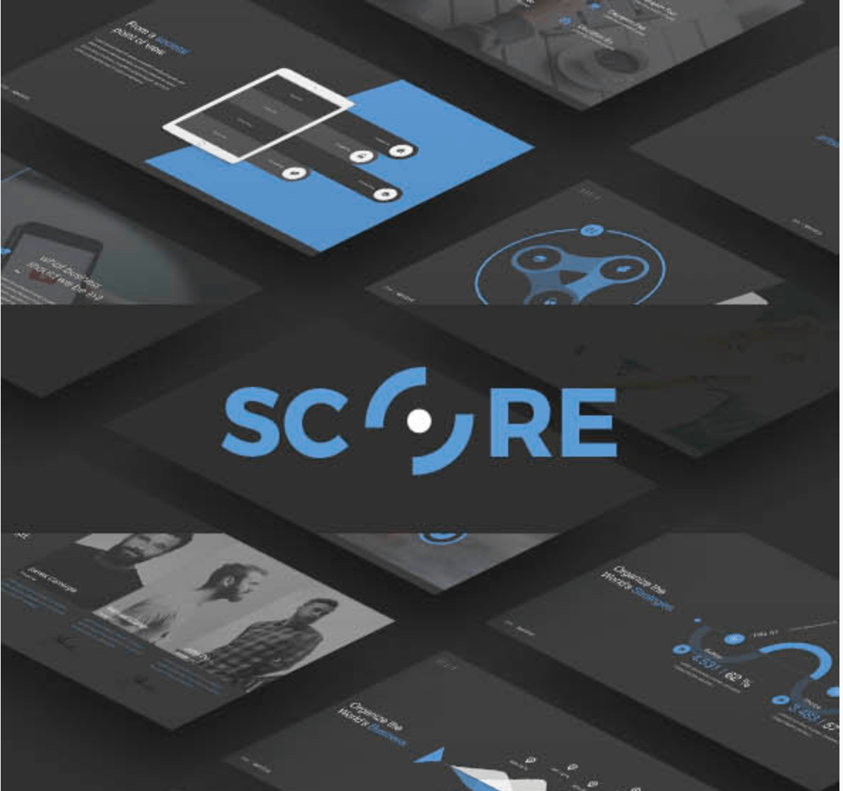 Top 100 Best Slides Themes Of