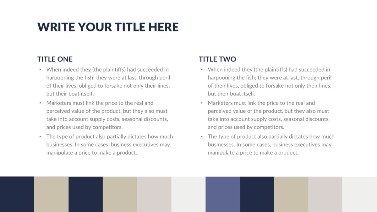 Mercury Business Free PowerPoint Template, Keynote Theme, Google Slides