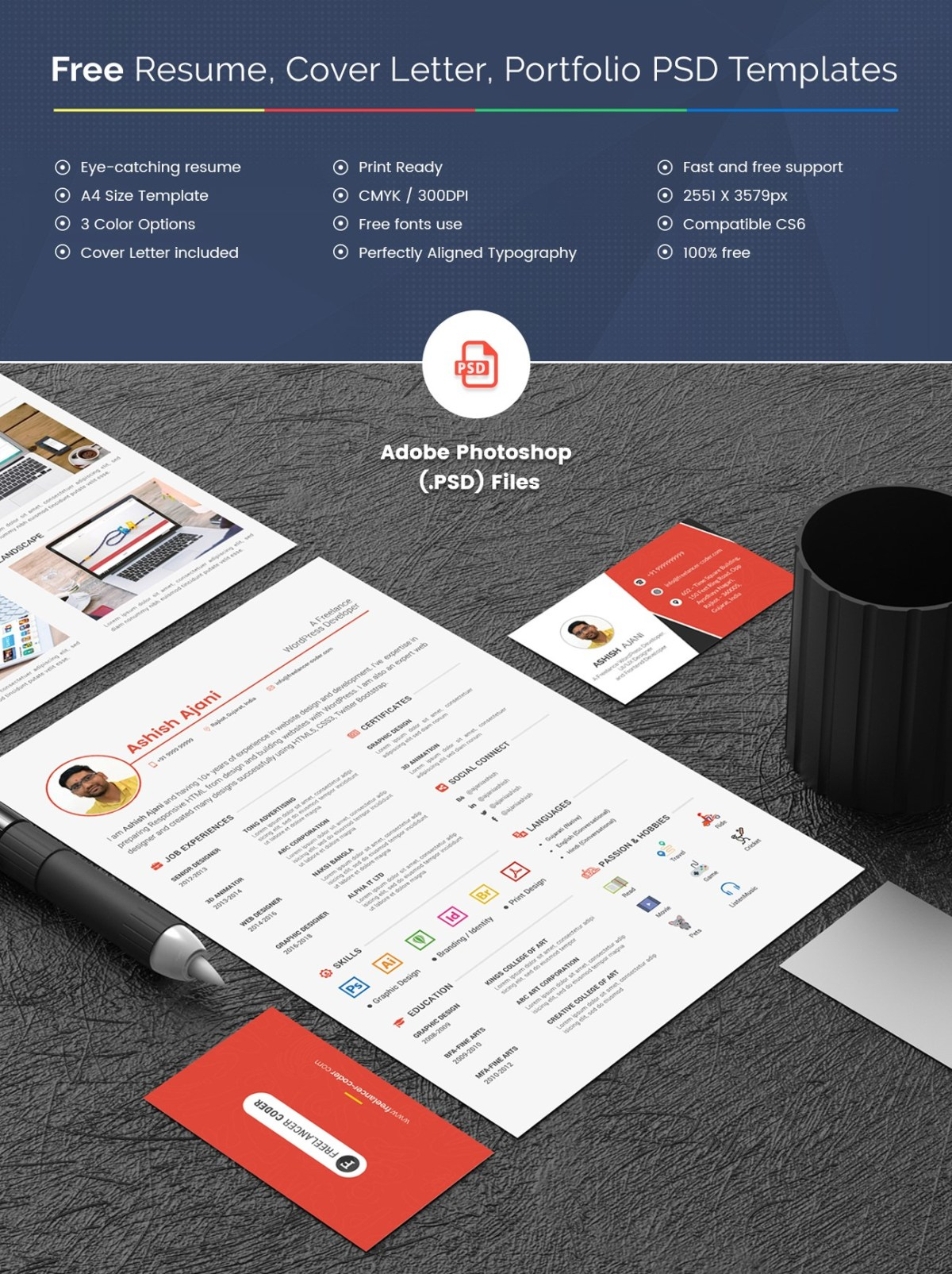 Best Free Resume Templates Of