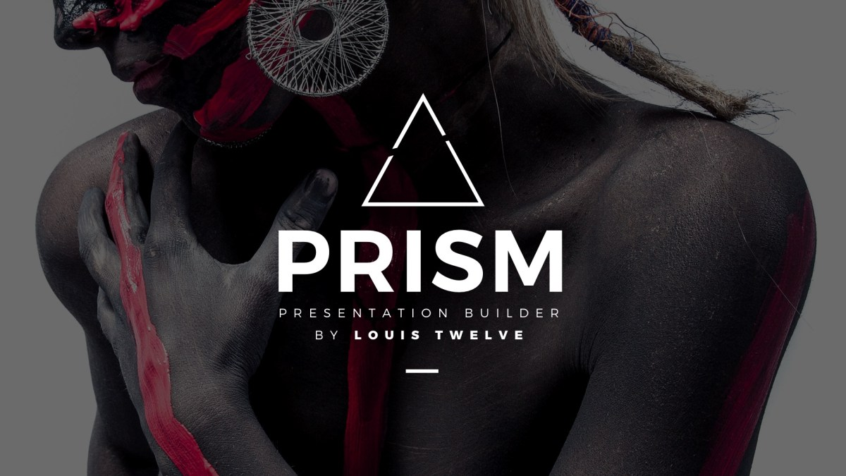 Prism PowerPoint Template