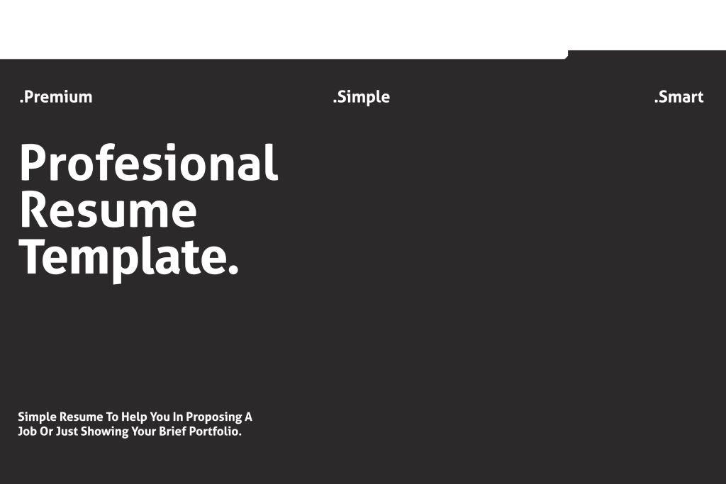 Professional Resume (Free)