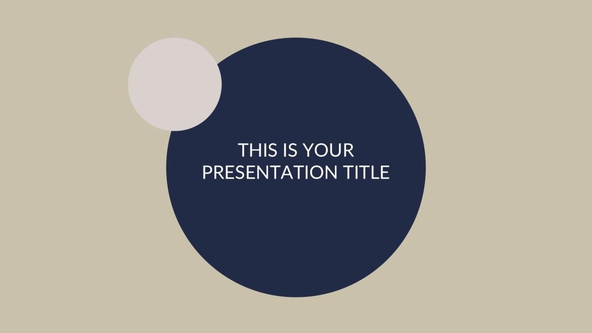 01 Elegant Business Free PowerPoint Template, Keynote Theme, Google Slides