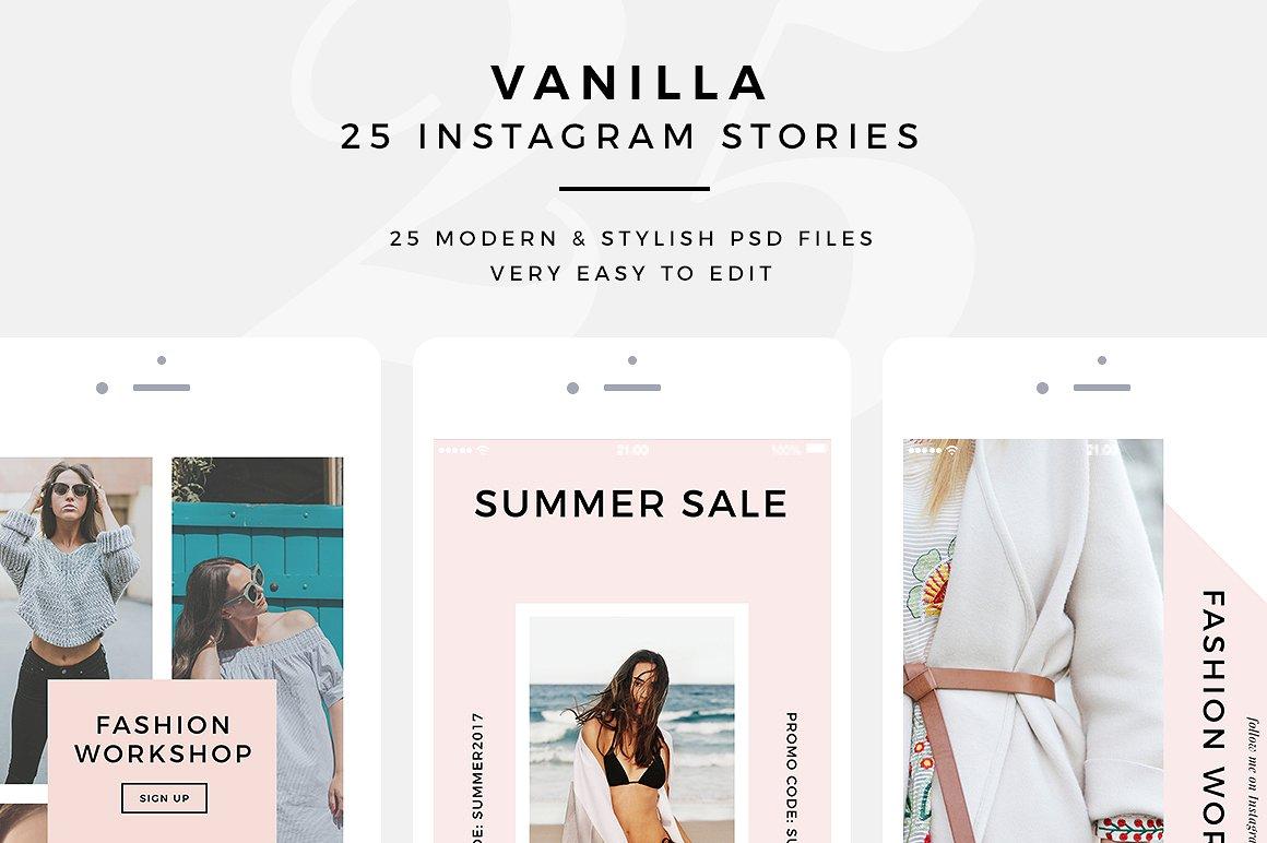 20. ANIMATED Milestone Instagram Stories
