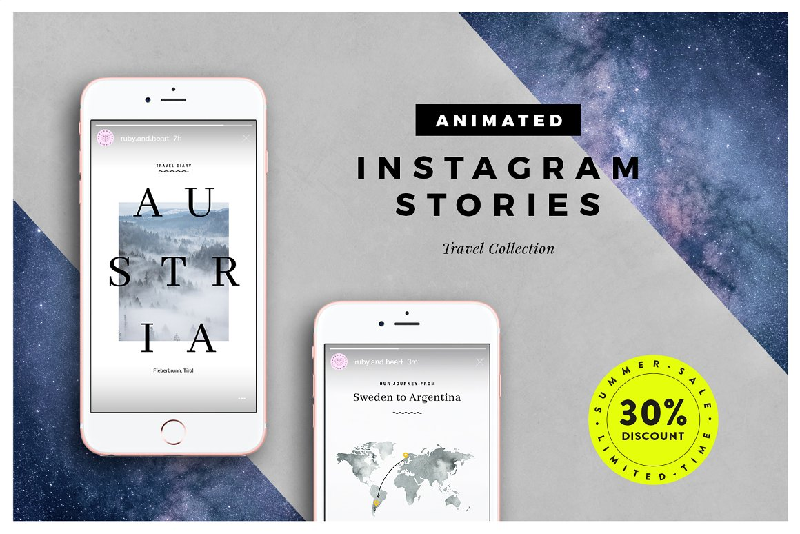 28. ANIMATED-Travel-Instagram-Stories