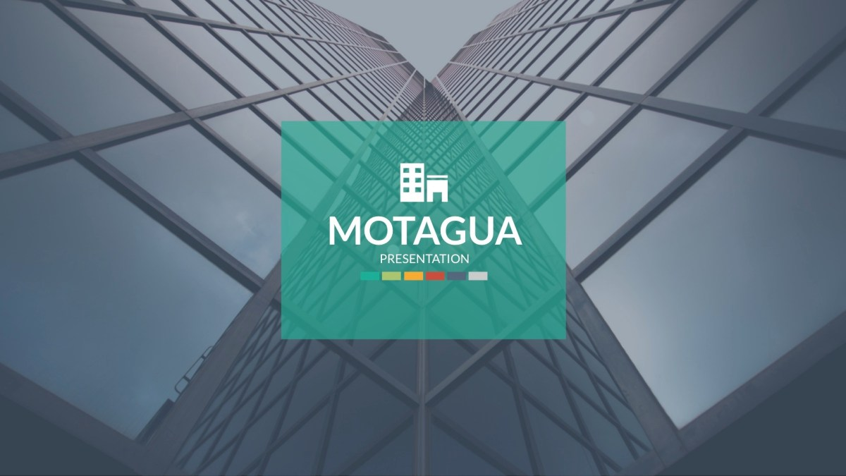 36 - Motagua - Multipurpose Google Slides Template