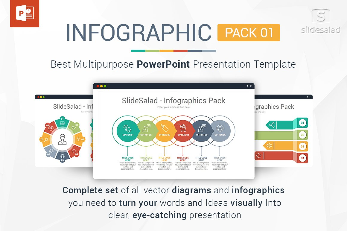 4 - Best PowerPoint Infographic