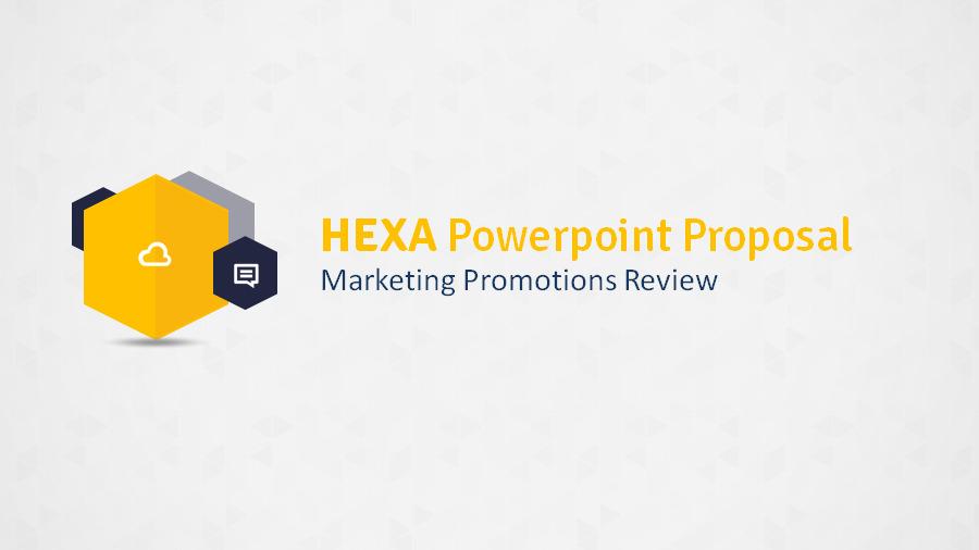 12. Hexa PowerPoint Presentation