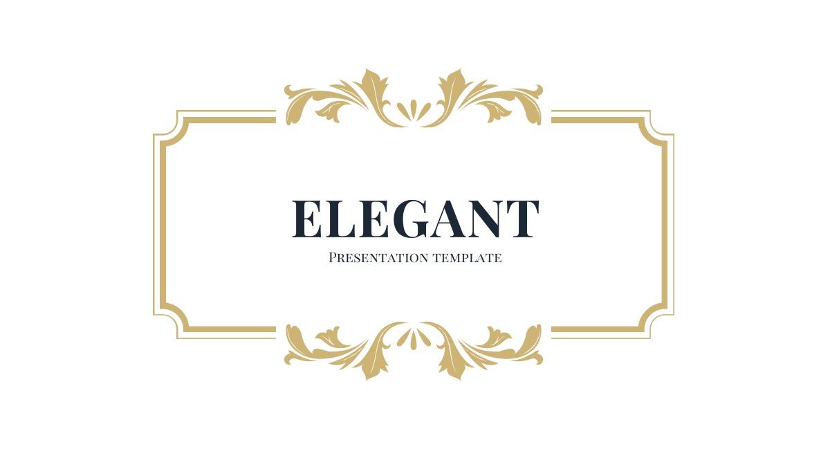 15 free elegant google slides themes