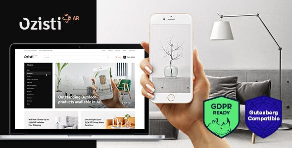 2 - Ozisti - A Multi-Concept WooCommerce WordPress Theme