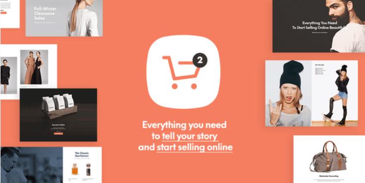 21 - Shopkeeper eCommerce WP Theme for WooCommerce