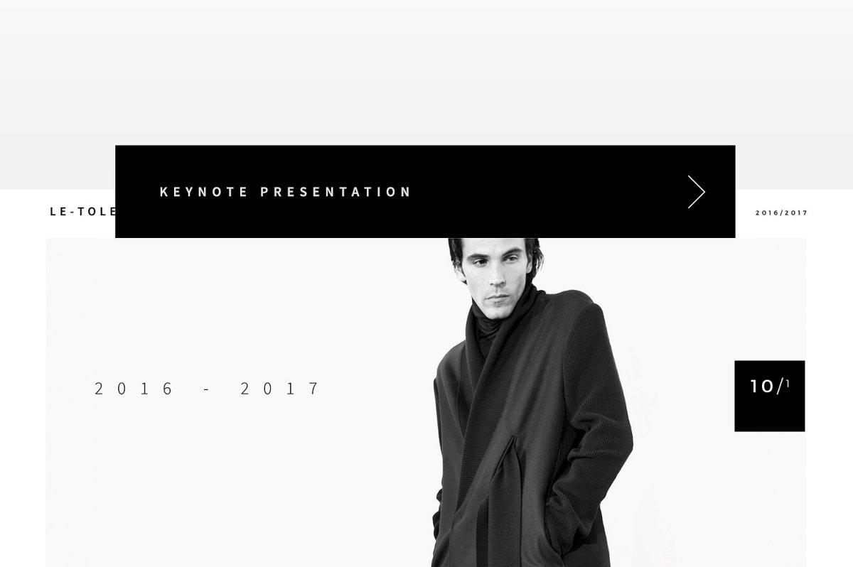 25. The Fashion Keynote