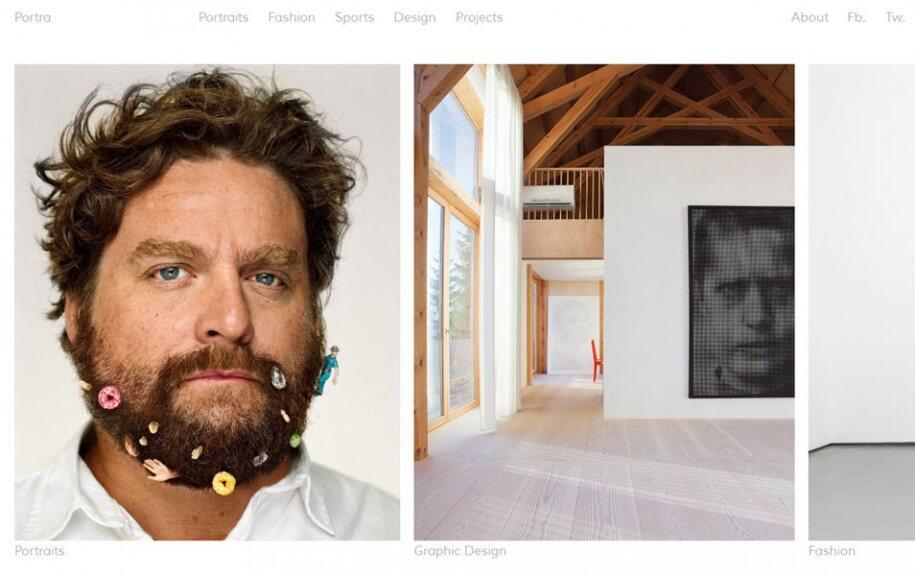 32 - Portra Free Photography WordPress Theme