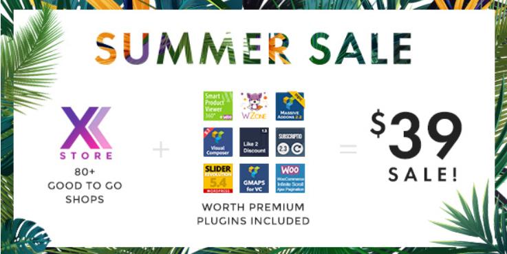 32 - XStore Responsive Multi Purpose WooCommerce WordPress Theme