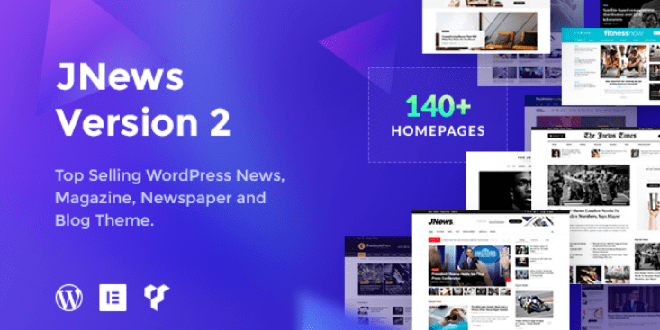 34 - JNews WordPress NewsPaper Magazine Blog AMP Theme