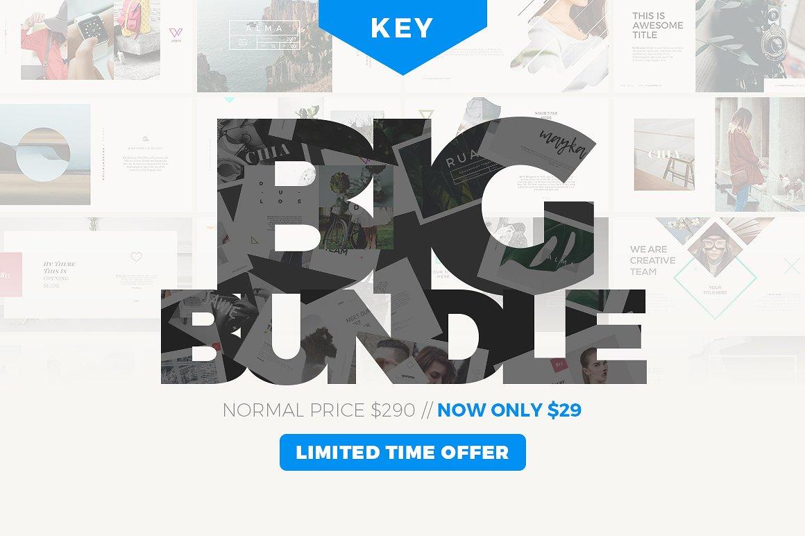 36. KEYNOTE BIG BUNDLE - 90% OFF