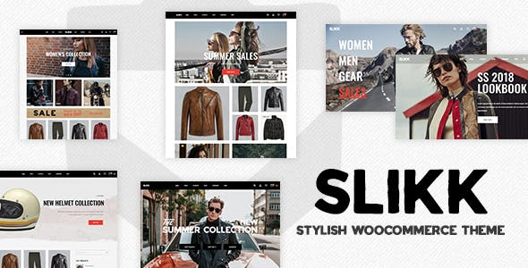 50 - Slikk - A Stylish WooCommerce Theme