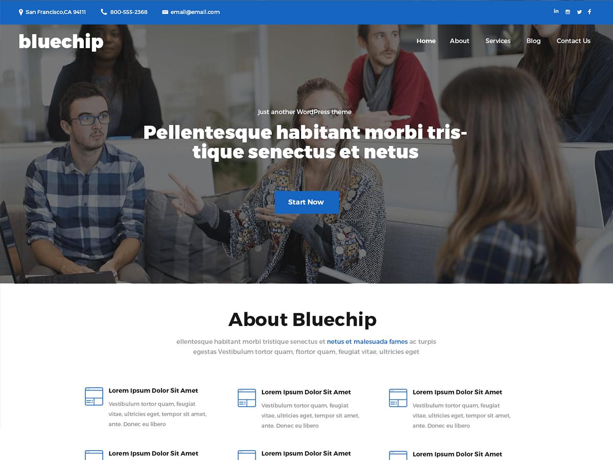 9 - Bluechip