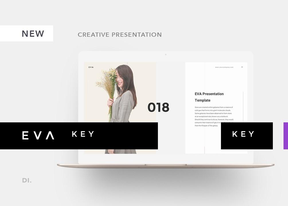 Eva Free Presentation Template