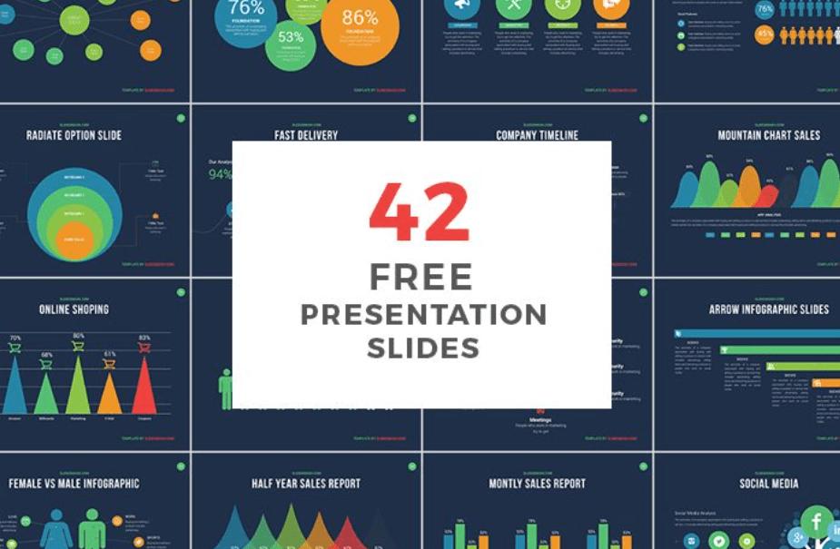 Presentation Template for Google Slides