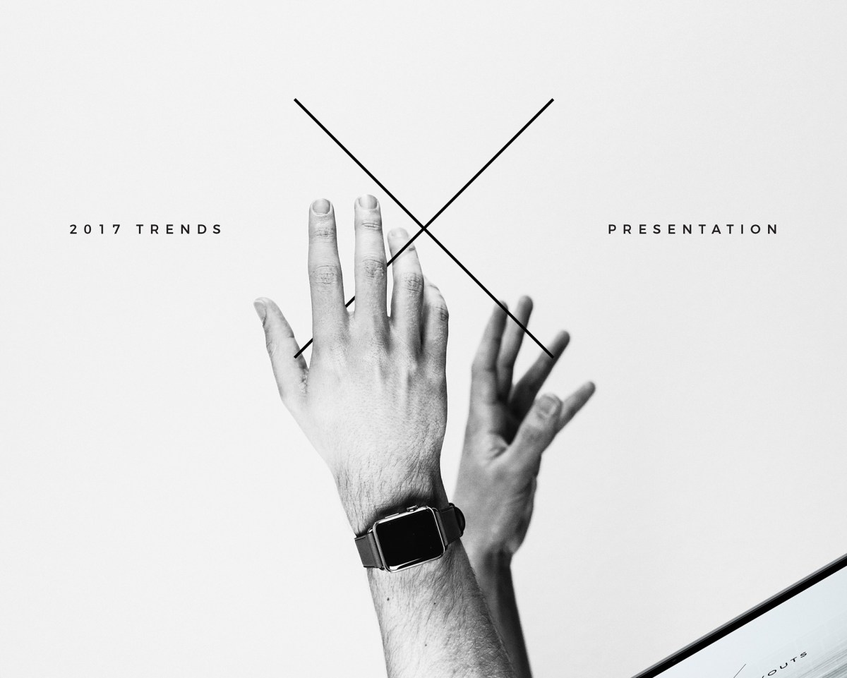X Free PowerPoint Template