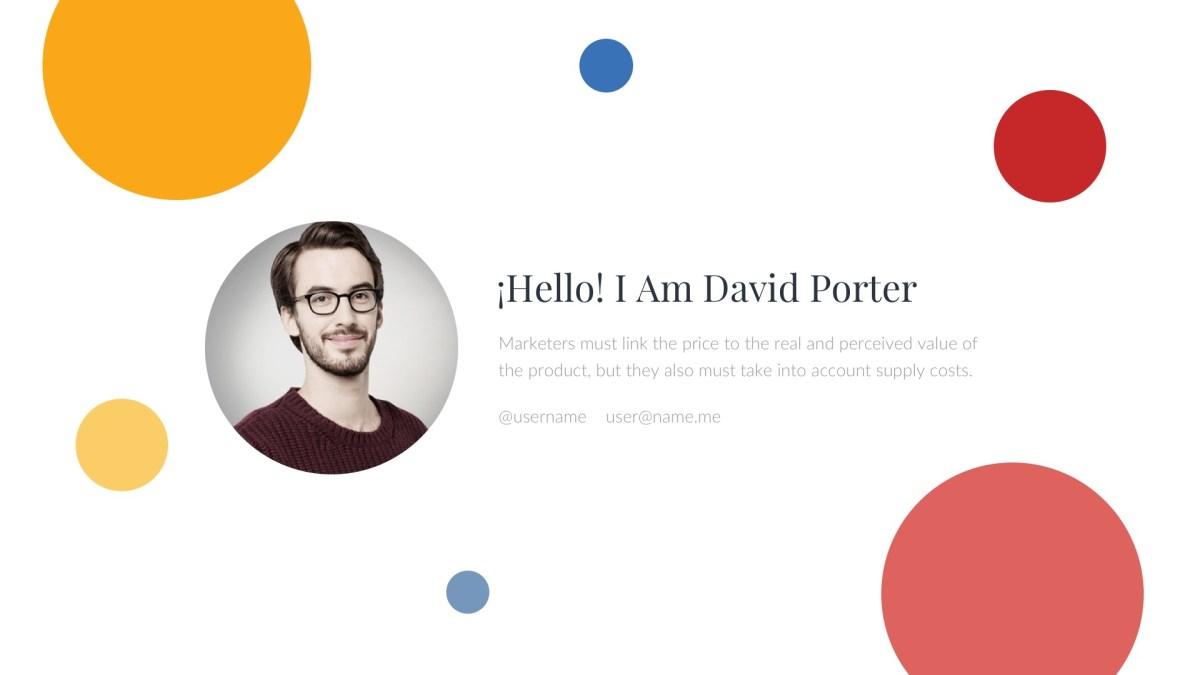 Free PowerPoint Template / Free Keynote Theme / Free Google Slides