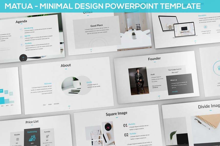 Minimal Design PowerPoint Presentation