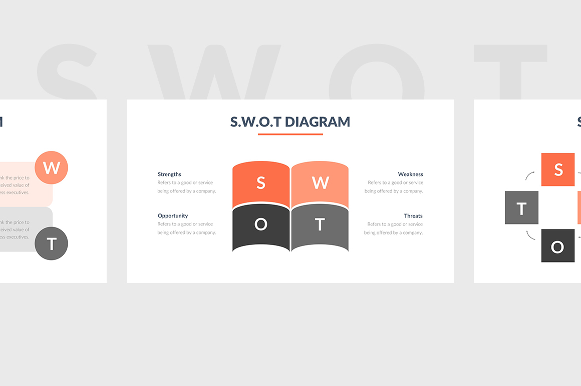SWOT PowerPoint Template