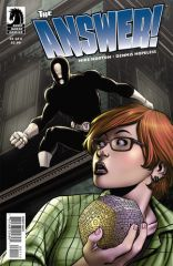 The Answer #1 Cover