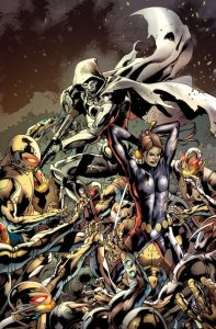 age of ultron #2 cover