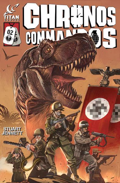 Chronos Commandos Dawn Patrol #2