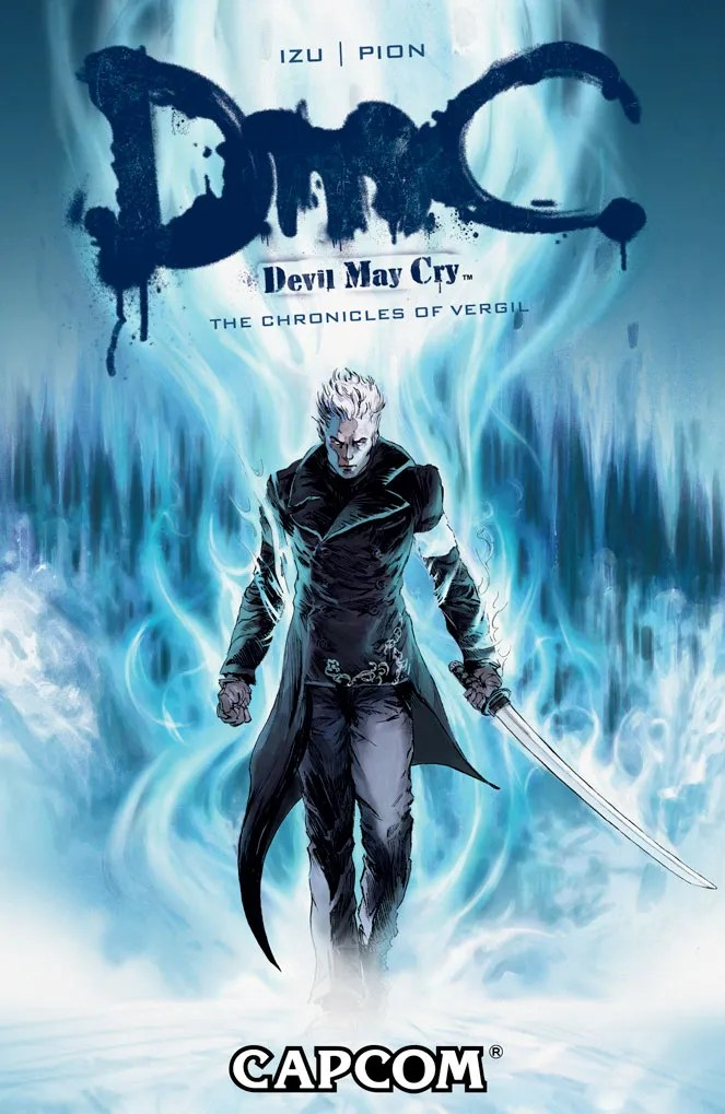 DmC Devil May Cry The Chronicles of Vergil (HC)