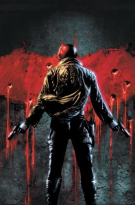 Red Hood and the Outlaws #18 cover