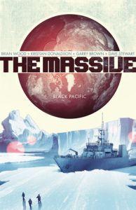 The Massive TPB Cover