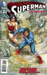 Cover Superman #19