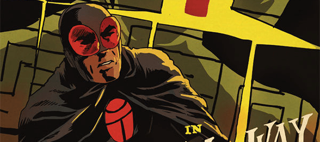 Review: The Black Beetle #4