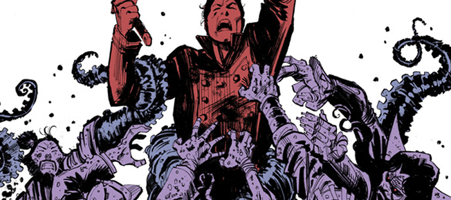 Review: Five Ghosts #4