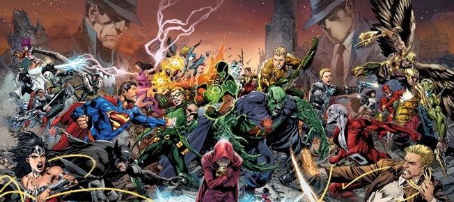Geoff Johns Explains The Story Behind Trinity War