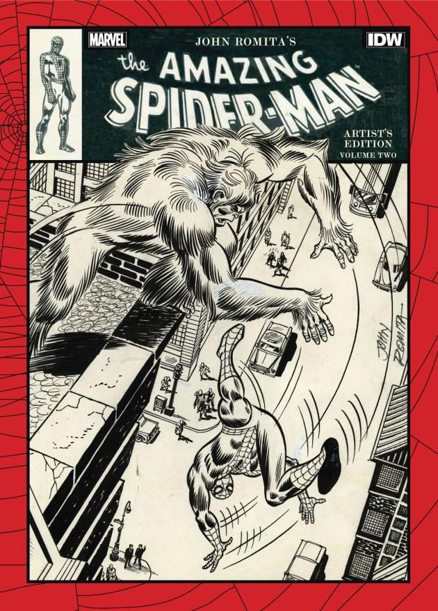 ROMITA SPIDERIMAN VOLUME 2 copy