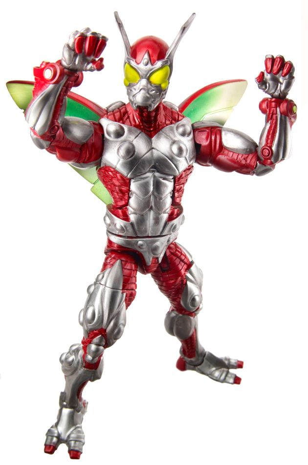 SPIDERMAN LEGENDS 6inch INFINITE SERIES Beetle A6660