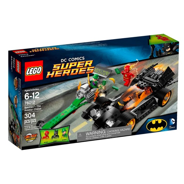 76012 Batman The Riddler Chase 1